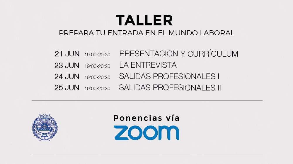 taller EMPLEO 2021